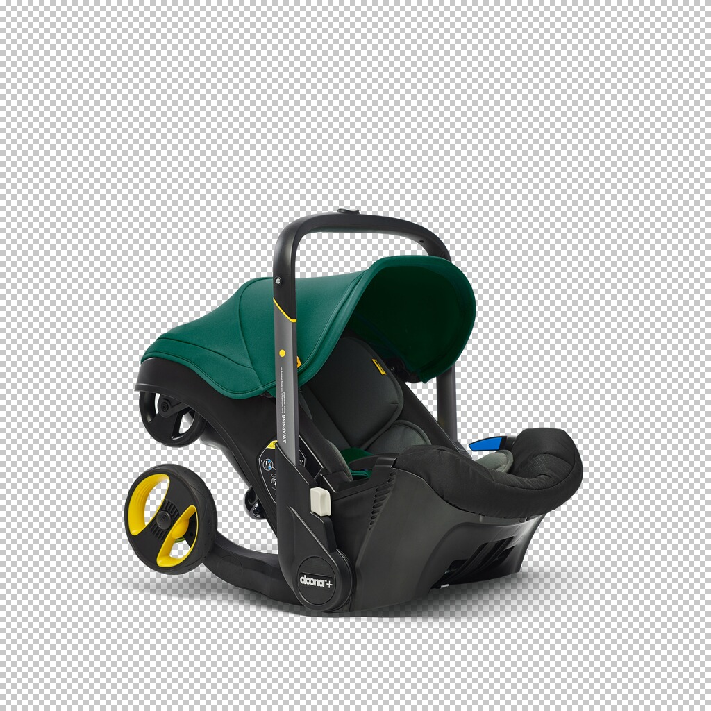 Doona  Doona+ Babyschale  Racing Green / grün 1