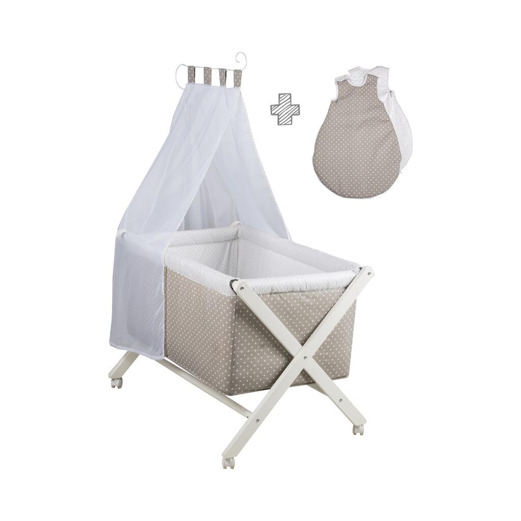 nestchen babybett roba. Black Bedroom Furniture Sets. Home Design Ideas
