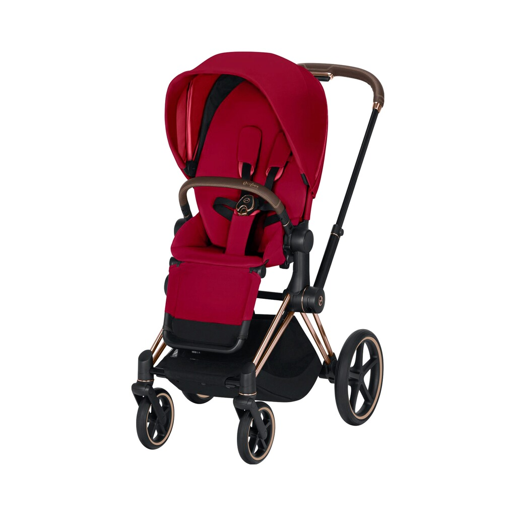 Cybex PLATINUM Sitzpaket Priam  true red 5
