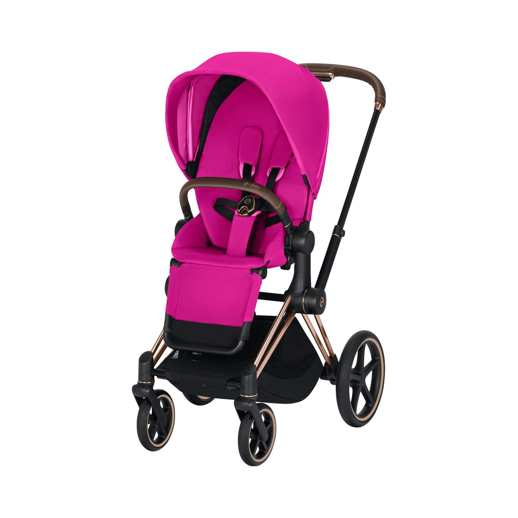 Cybex PLATINUM Sitzpaket Priam  fancy pink 2