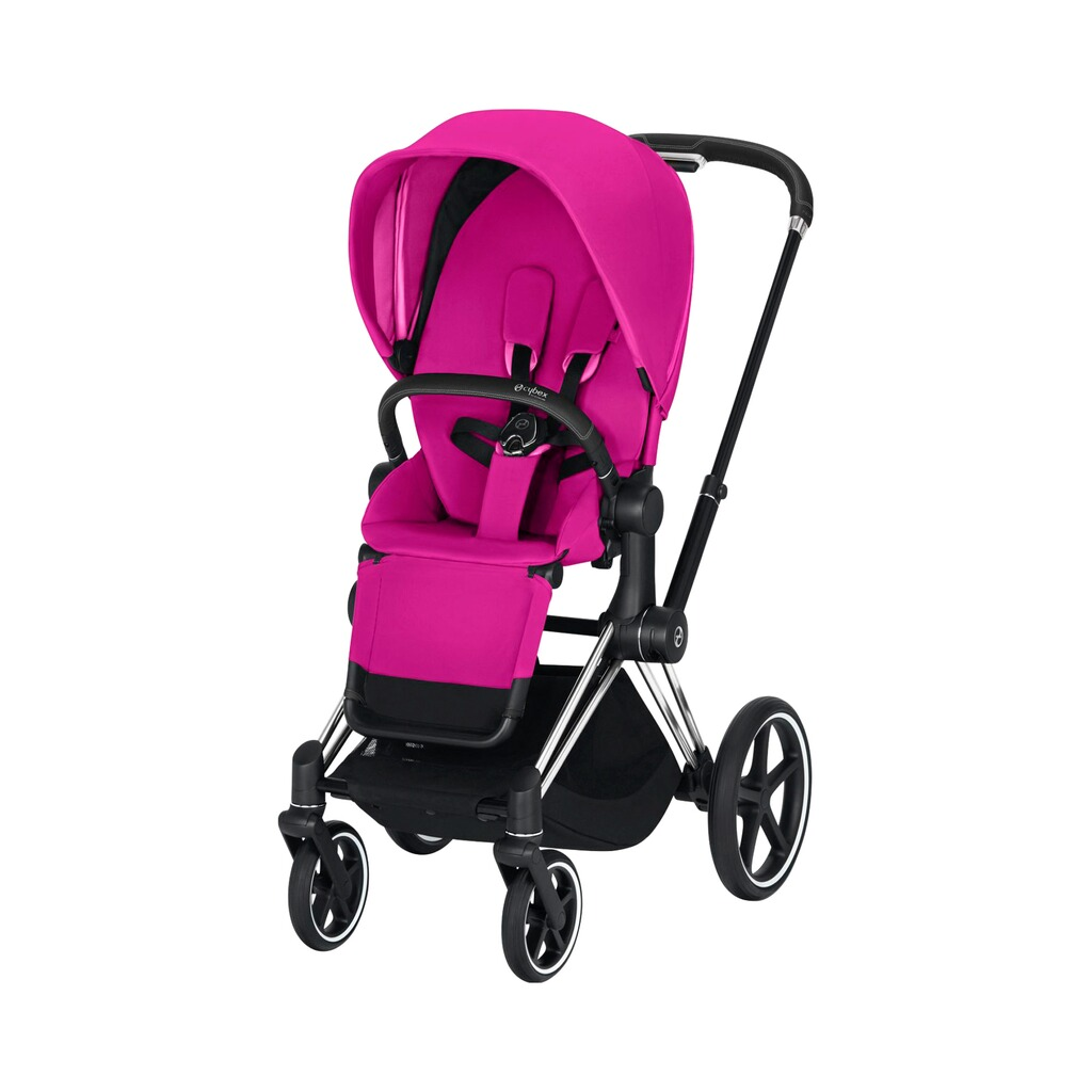 Cybex PLATINUM Sitzpaket Priam  fancy pink 5