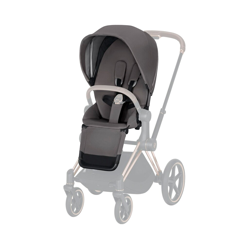 Cybex PLATINUM Sitzpaket Priam  manhattan grey 1