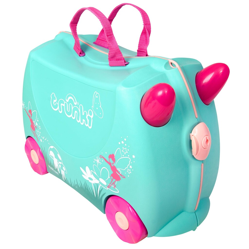 Trunki  Kindertrolley Flora die Fee 1
