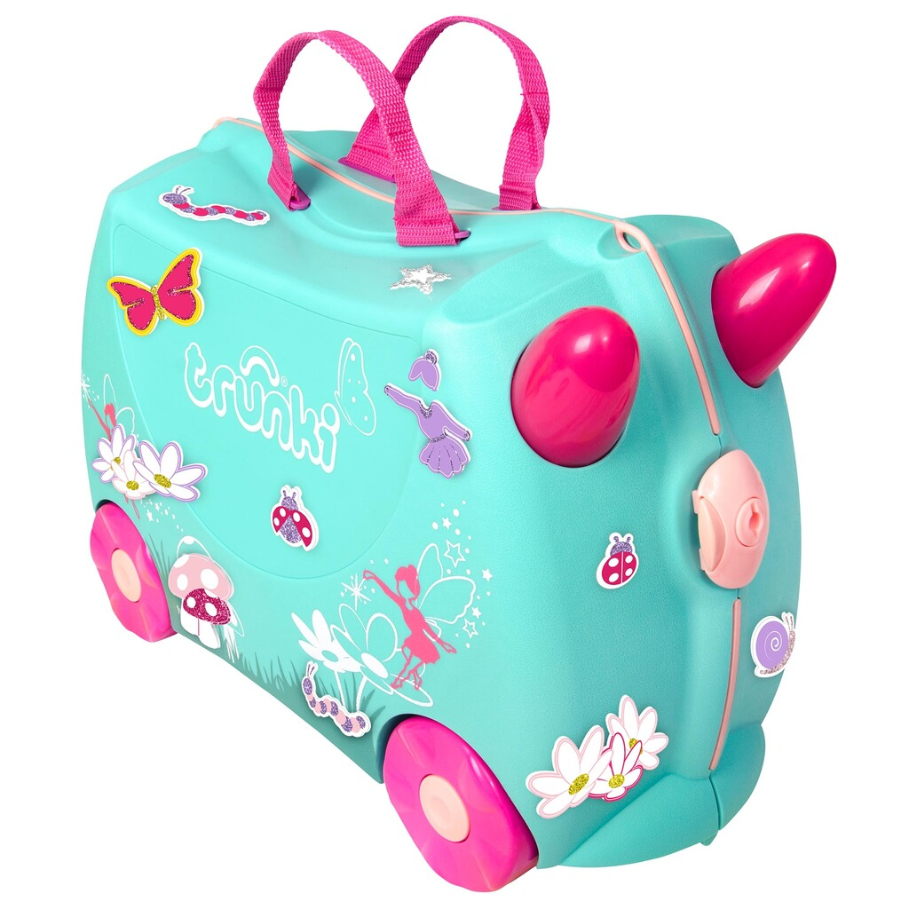 Trunki  Kindertrolley Flora die Fee 2