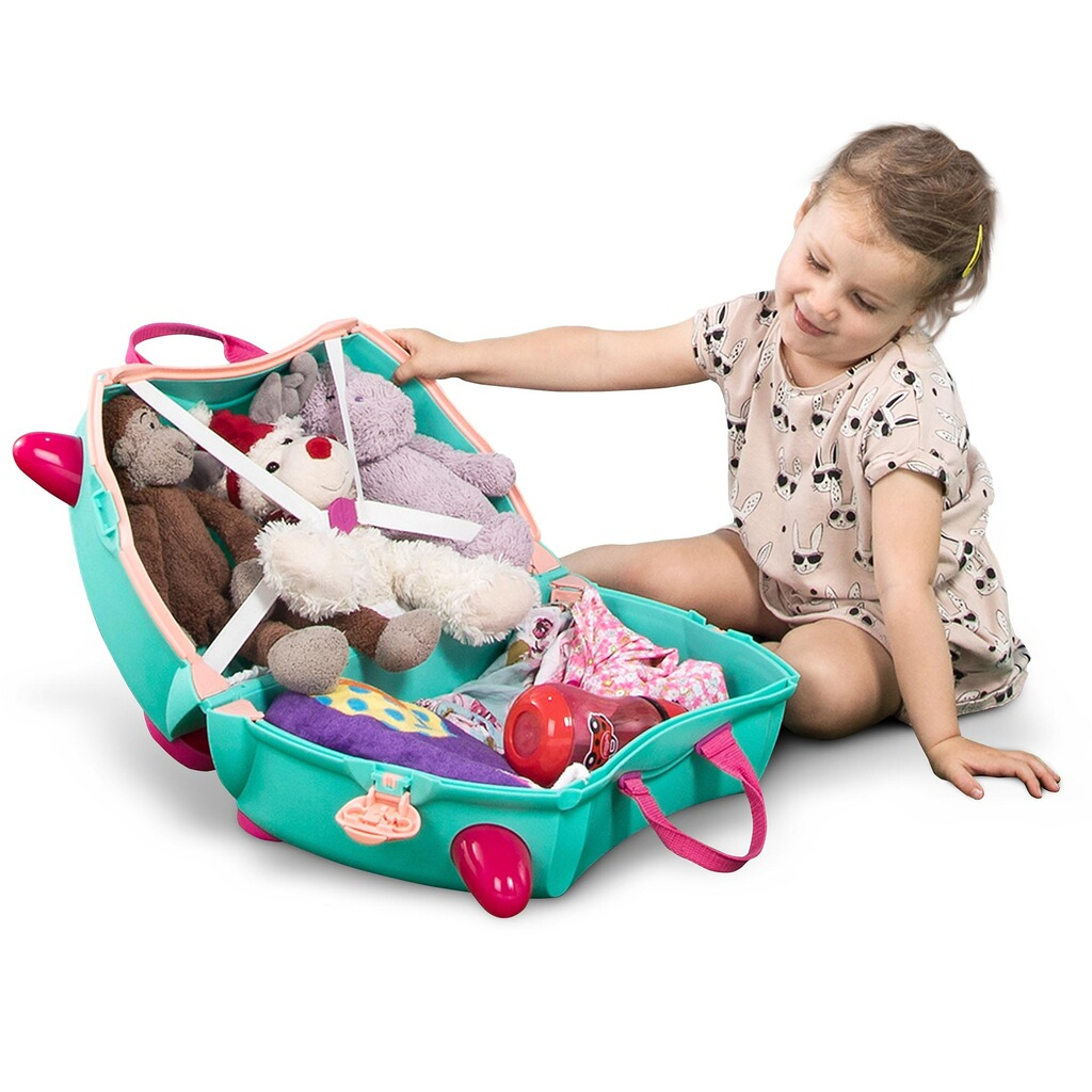 Trunki  Kindertrolley Flora die Fee 3