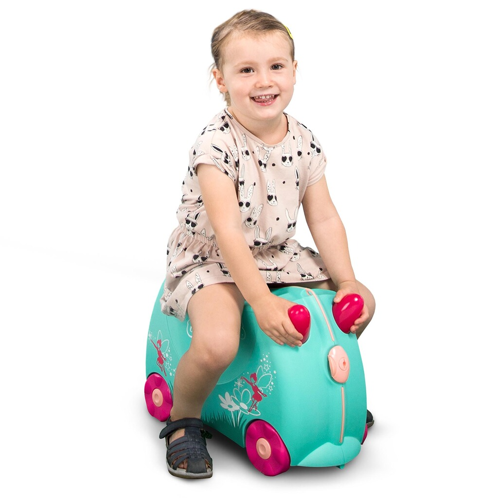 Trunki  Kindertrolley Flora die Fee 4