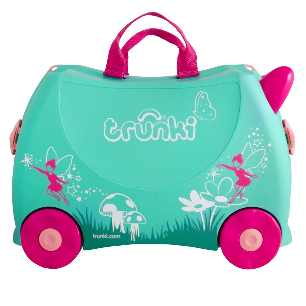 Trunki  Kindertrolley Flora die Fee 7