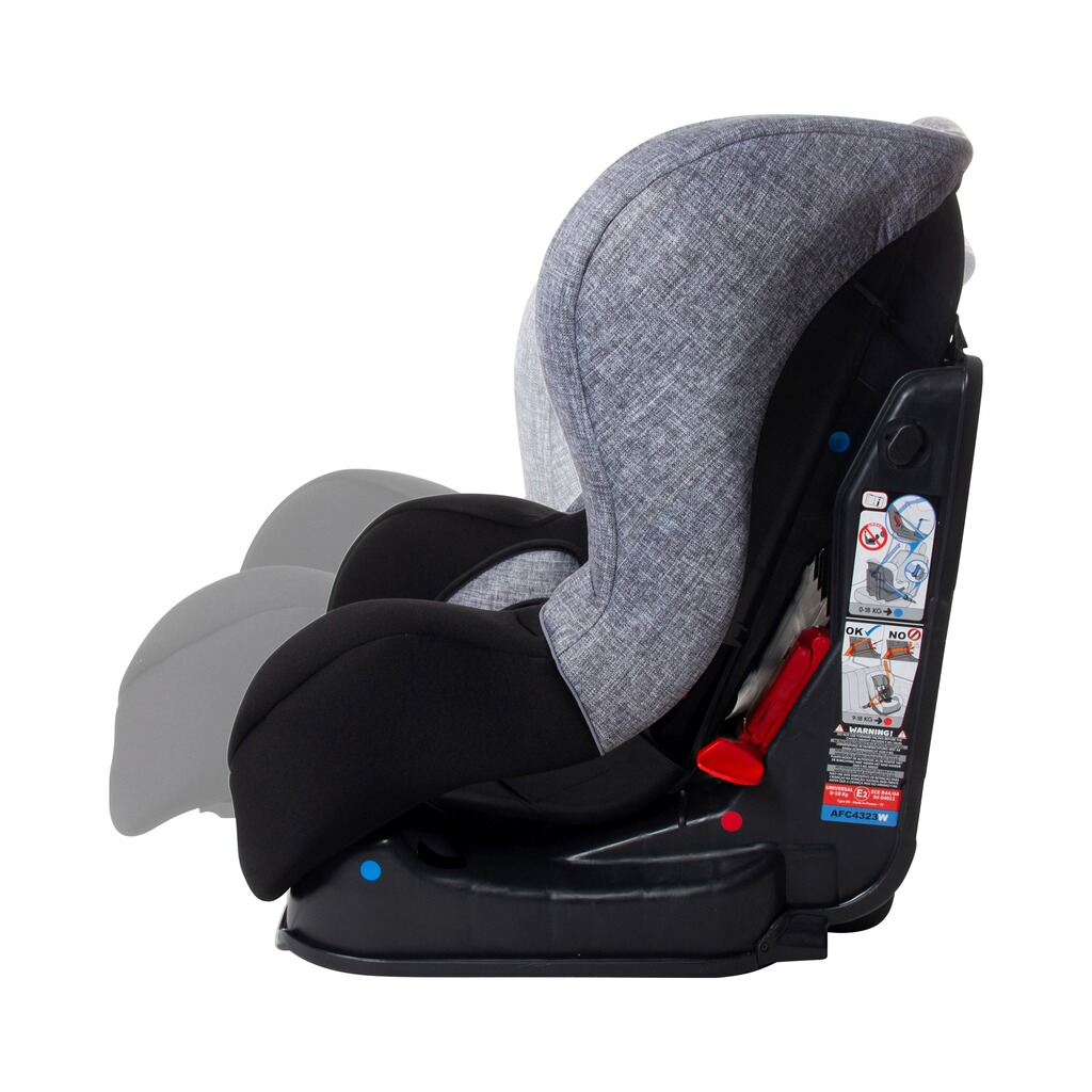 Osann  Safety Baby Kindersitz  black melange 5