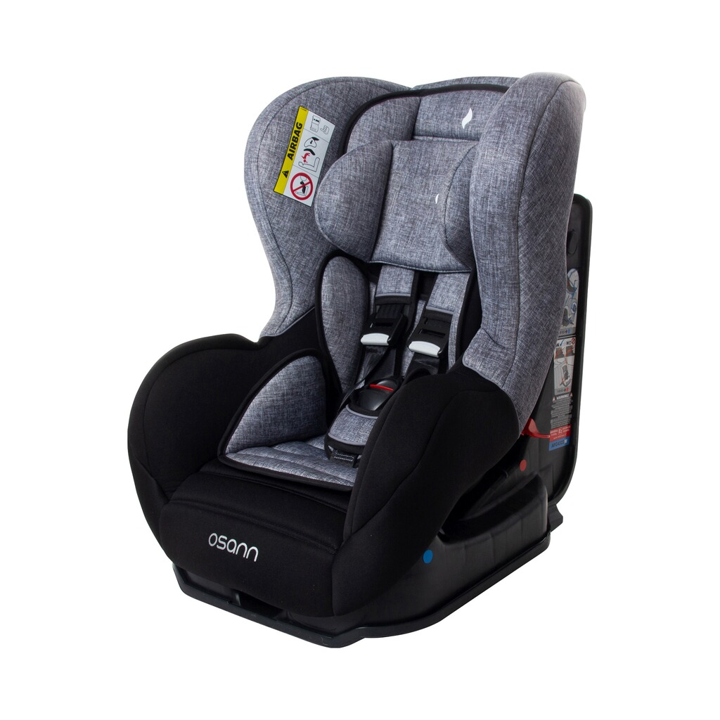 Osann  Safety Baby Kindersitz  black melange 1