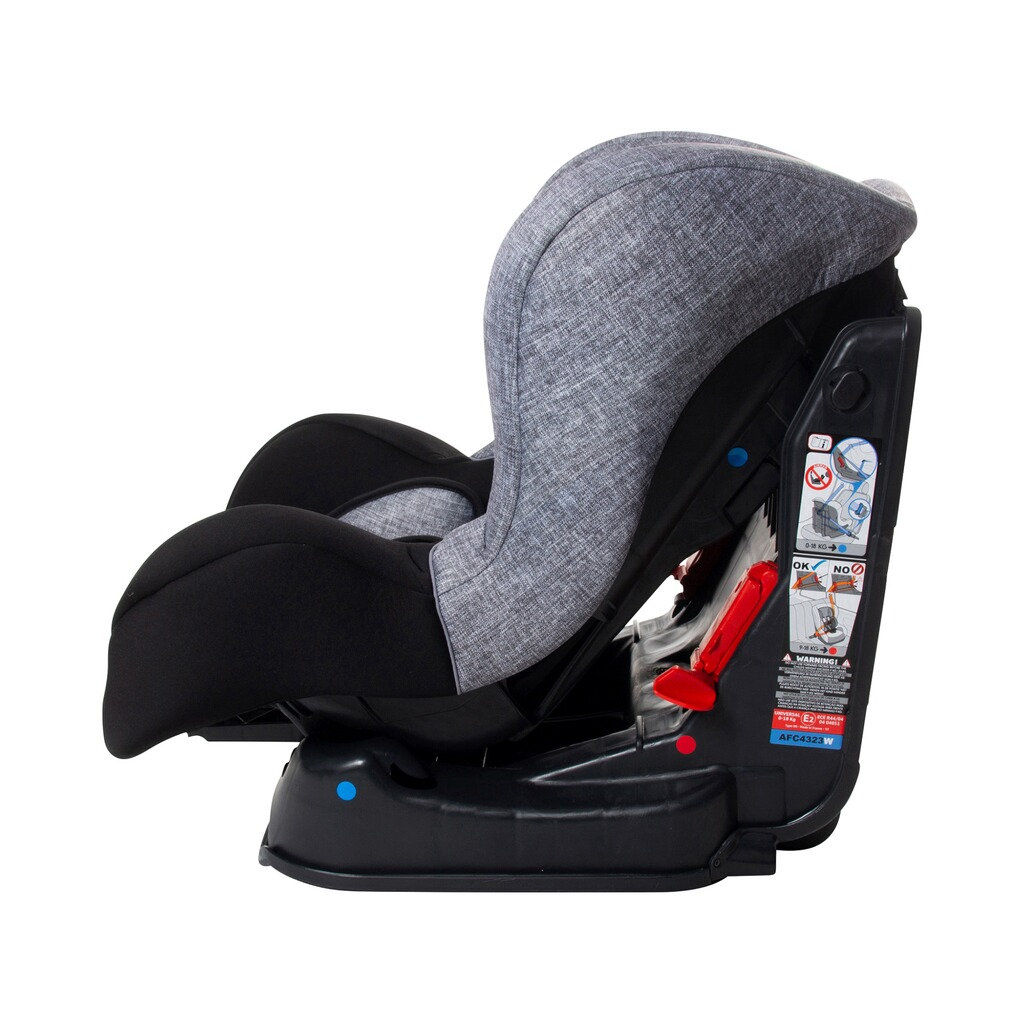 Osann  Safety Baby Kindersitz  black melange 3