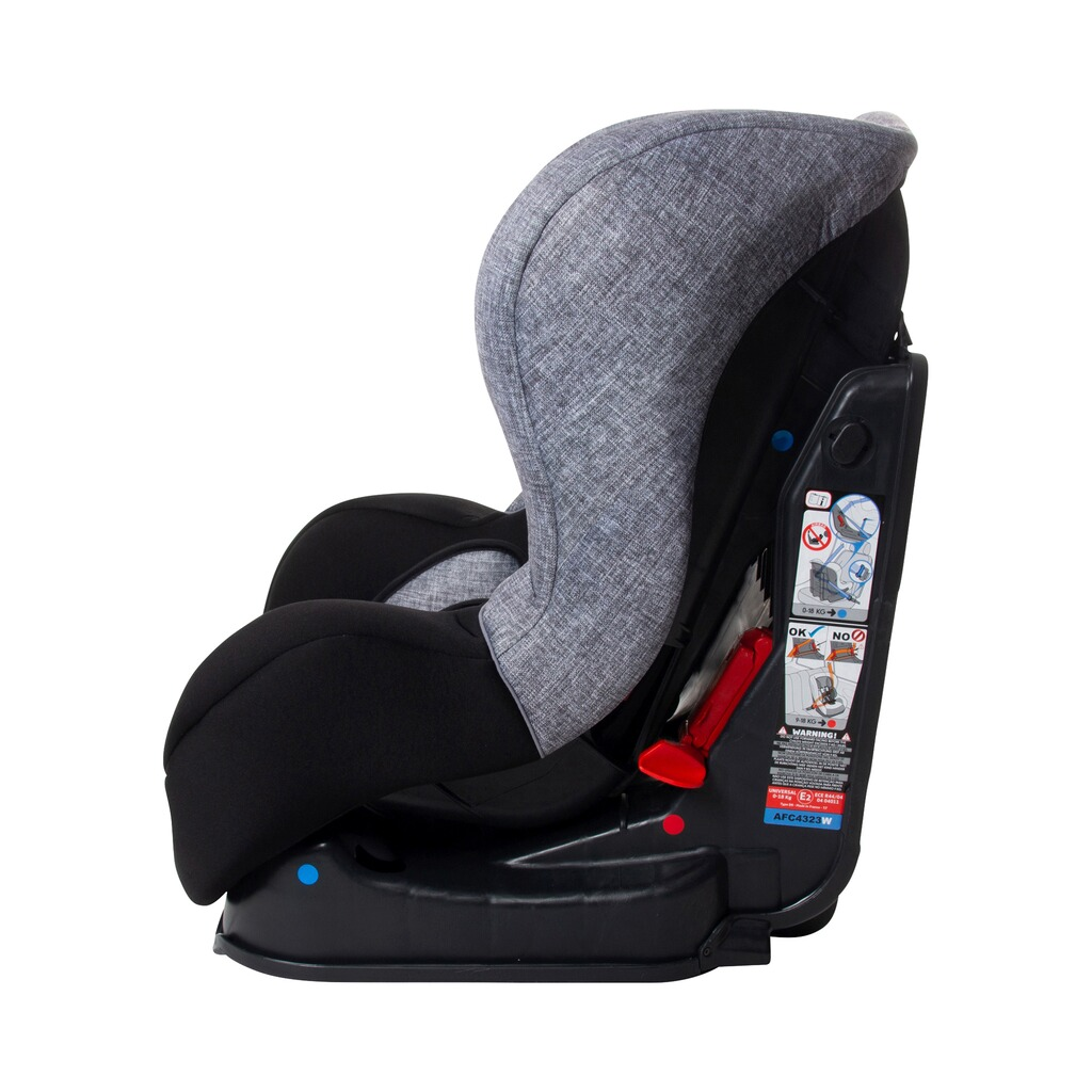 Osann  Safety Baby Kindersitz  black melange 4