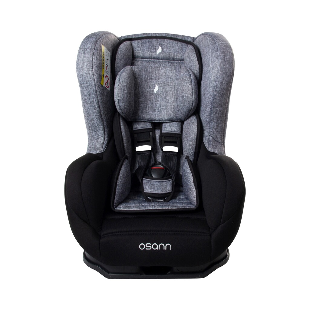 Osann  Safety Baby Kindersitz  black melange 2