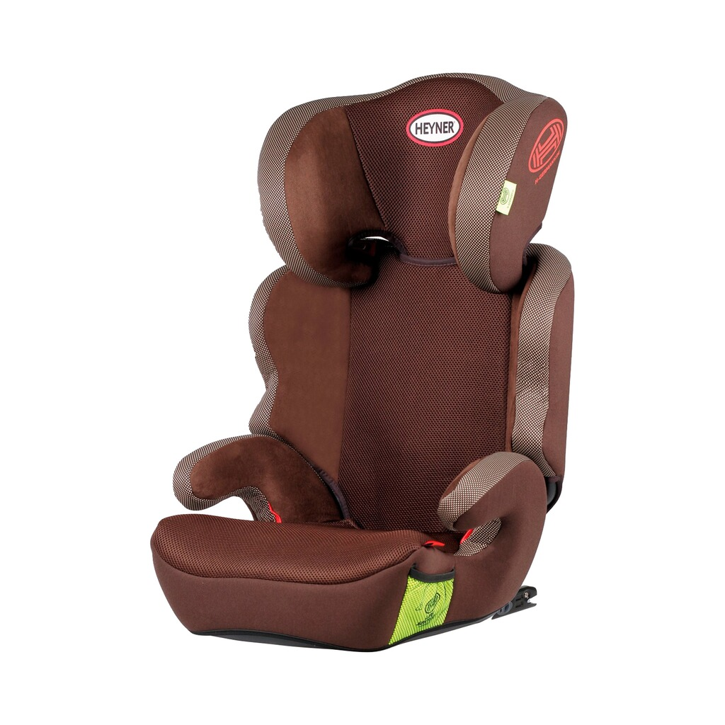 HEYNER  MaxiFix AERO Kindersitz  cookie brown 1