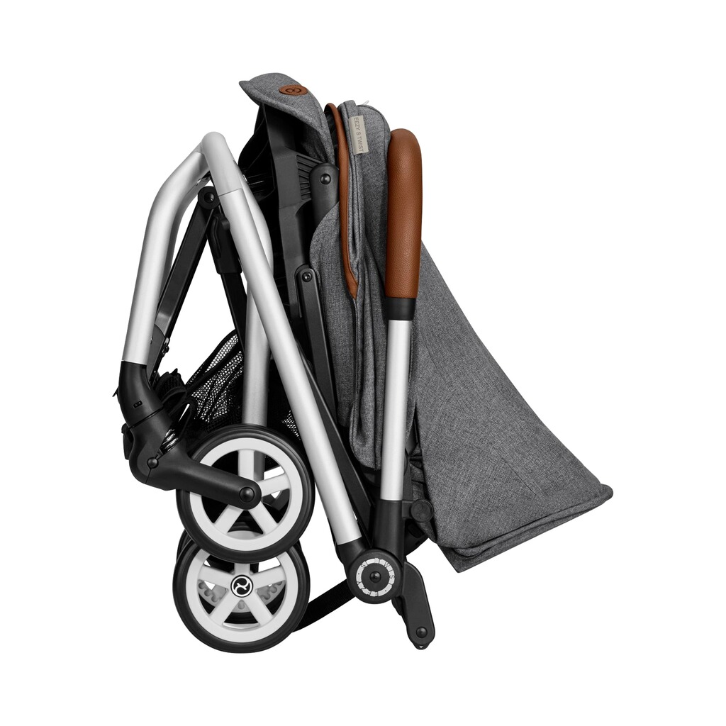 Cybex  Buggy Eezy S Twist+ Denim Collection  manhattan grey 5
