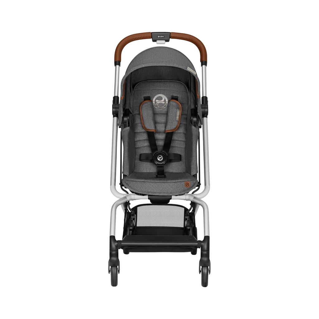 Cybex  Buggy Eezy S Twist+ Denim Collection  manhattan grey 3