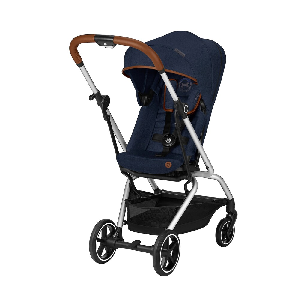 Cybex  Buggy Eezy S Twist+ Denim Collection  denim blue 1