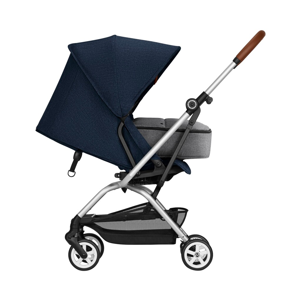 Cybex  Buggy Eezy S Twist+ Denim Collection  denim blue 6