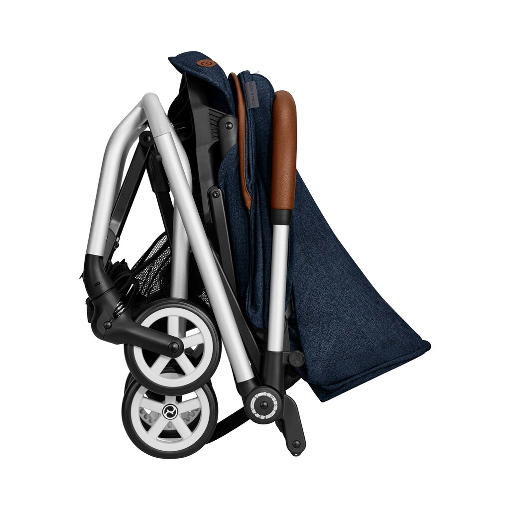 Cybex  Buggy Eezy S Twist+ Denim Collection  denim blue 5