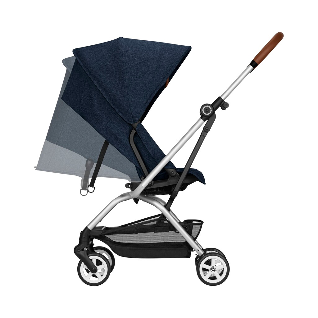 Cybex  Buggy Eezy S Twist+ Denim Collection  denim blue 4