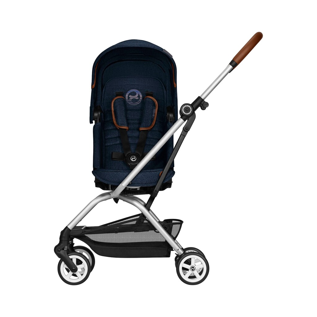 Cybex  Buggy Eezy S Twist+ Denim Collection  denim blue 2
