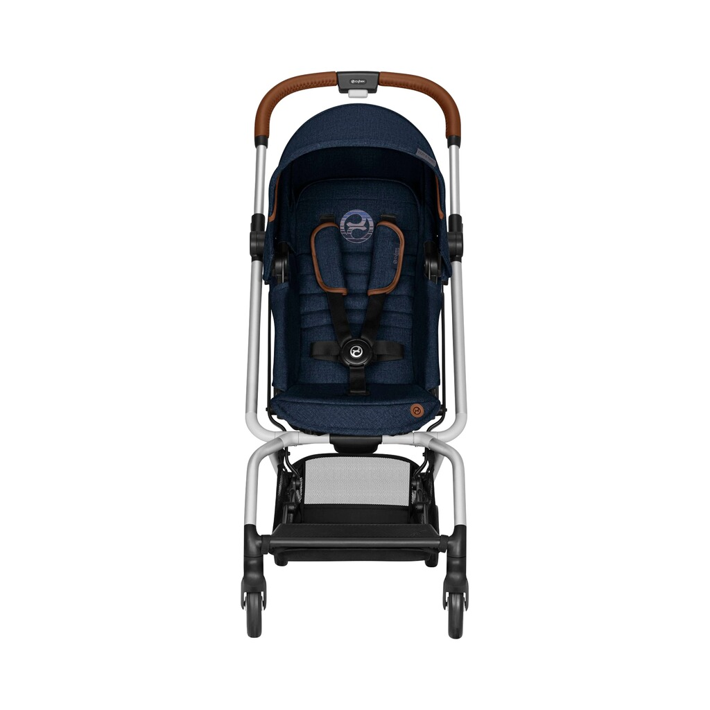 Cybex  Buggy Eezy S Twist+ Denim Collection  denim blue 3