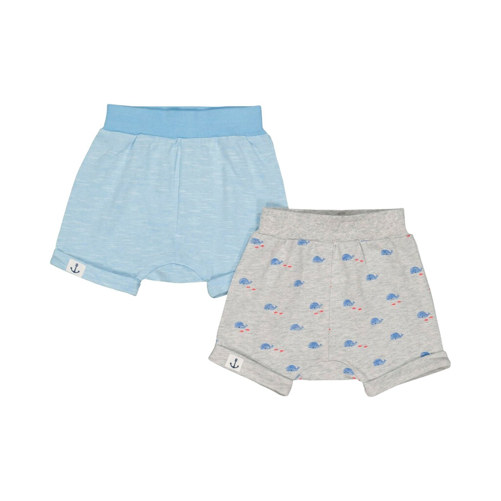 Mothercare  2er-Pack Shorts Wal 1