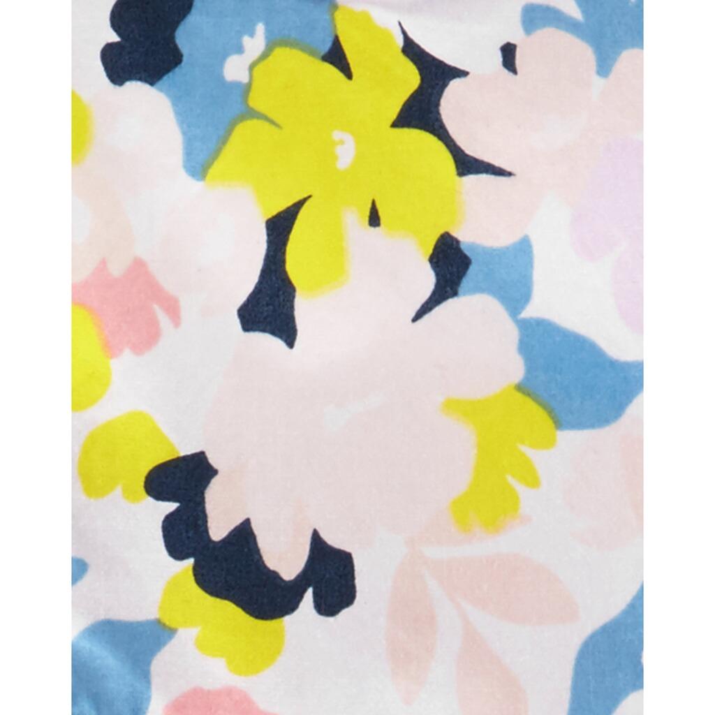 wholesale dealer 5dcef 73633 2-tlg. Set Tunika ohne Arm und Shorts Blumen