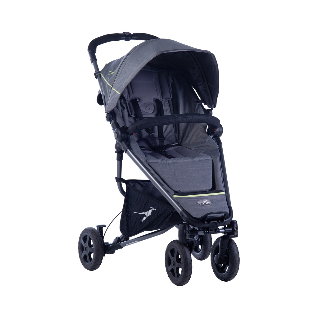 TFK  DOT2 Buggy mit Liegefunktion  Quiet Shade 3