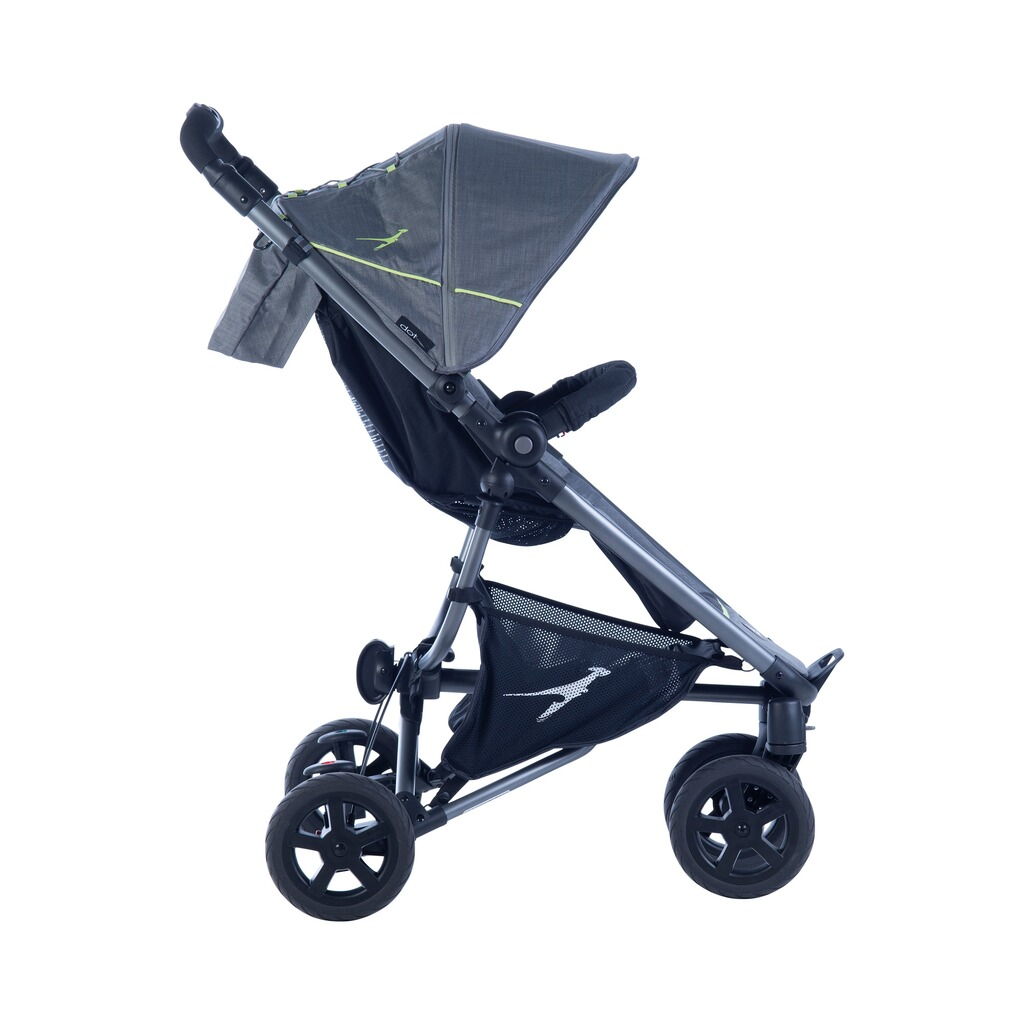 TFK  DOT2 Buggy mit Liegefunktion  Quiet Shade 9