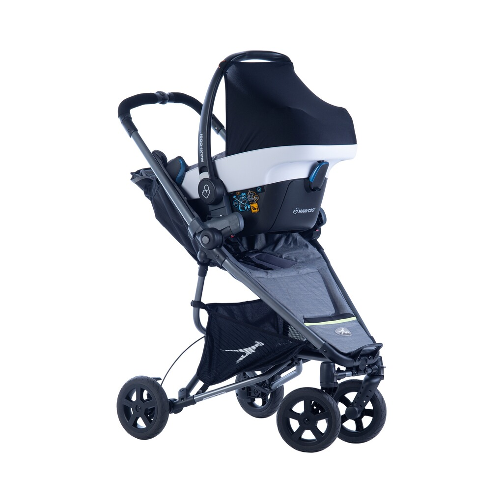 TFK  DOT2 Buggy mit Liegefunktion  Quiet Shade 22