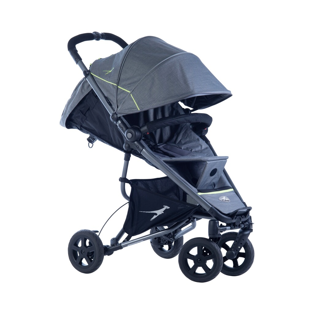 TFK  DOT2 Buggy mit Liegefunktion  Quiet Shade 5