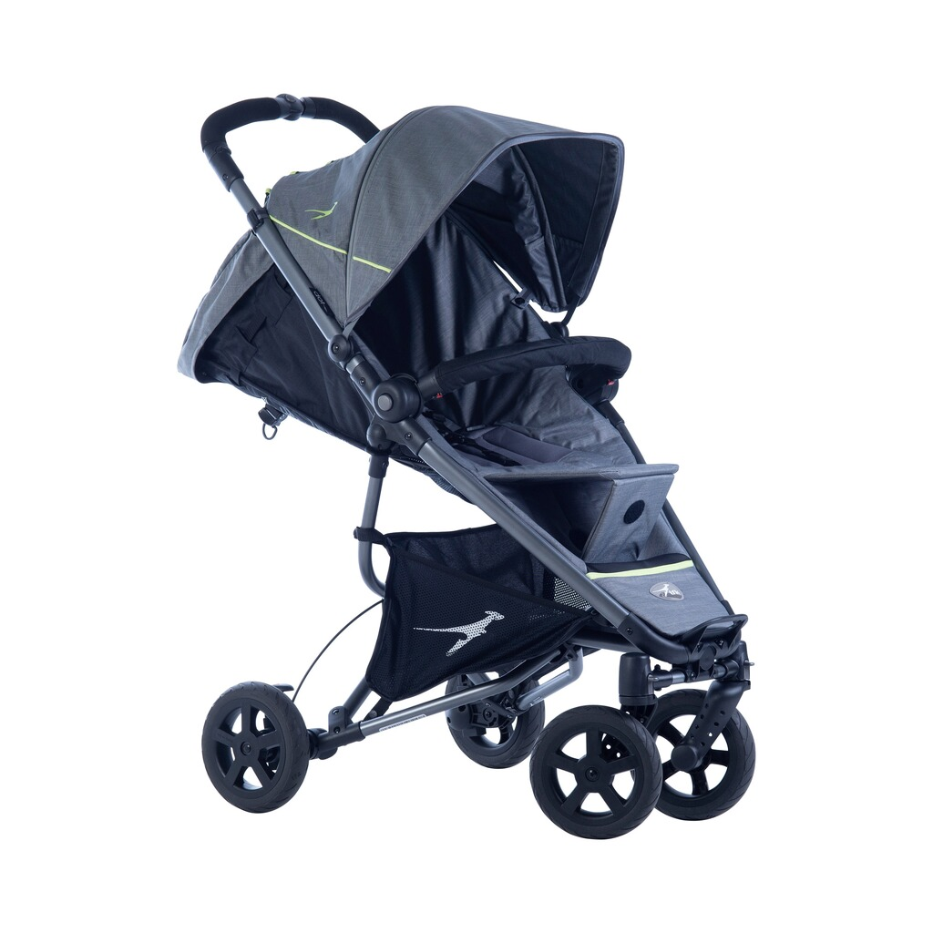 TFK  DOT2 Buggy mit Liegefunktion  Quiet Shade 6