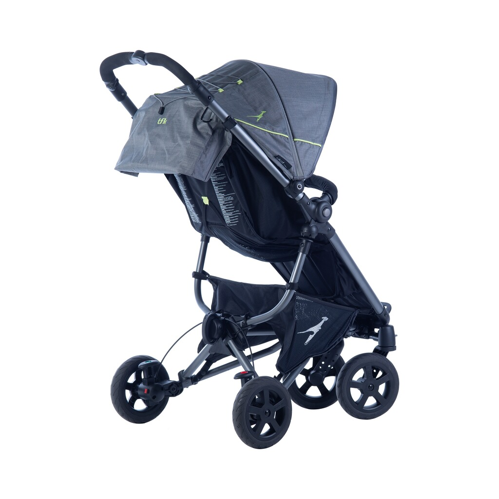 TFK  DOT2 Buggy mit Liegefunktion  Quiet Shade 8