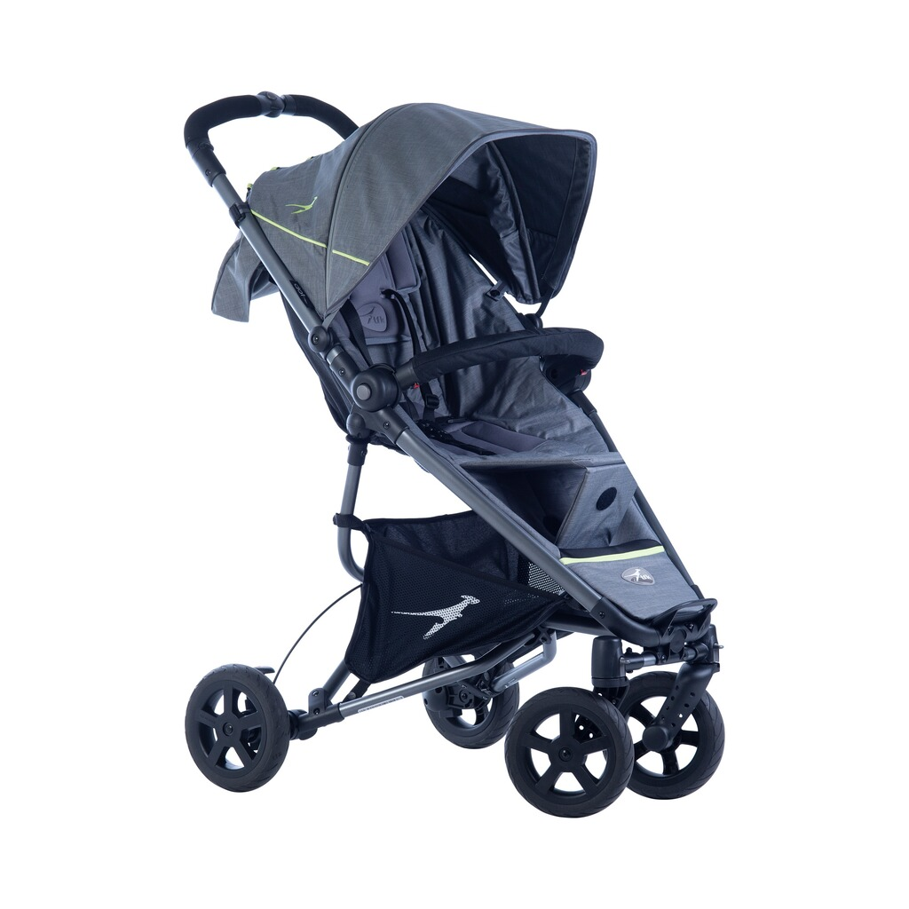 TFK  DOT2 Buggy mit Liegefunktion  Quiet Shade 7