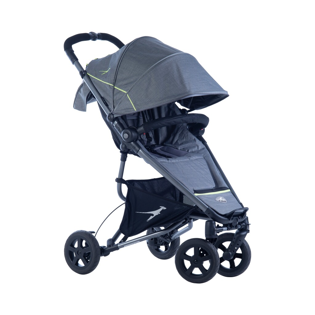 TFK  DOT2 Buggy mit Liegefunktion  Quiet Shade 2