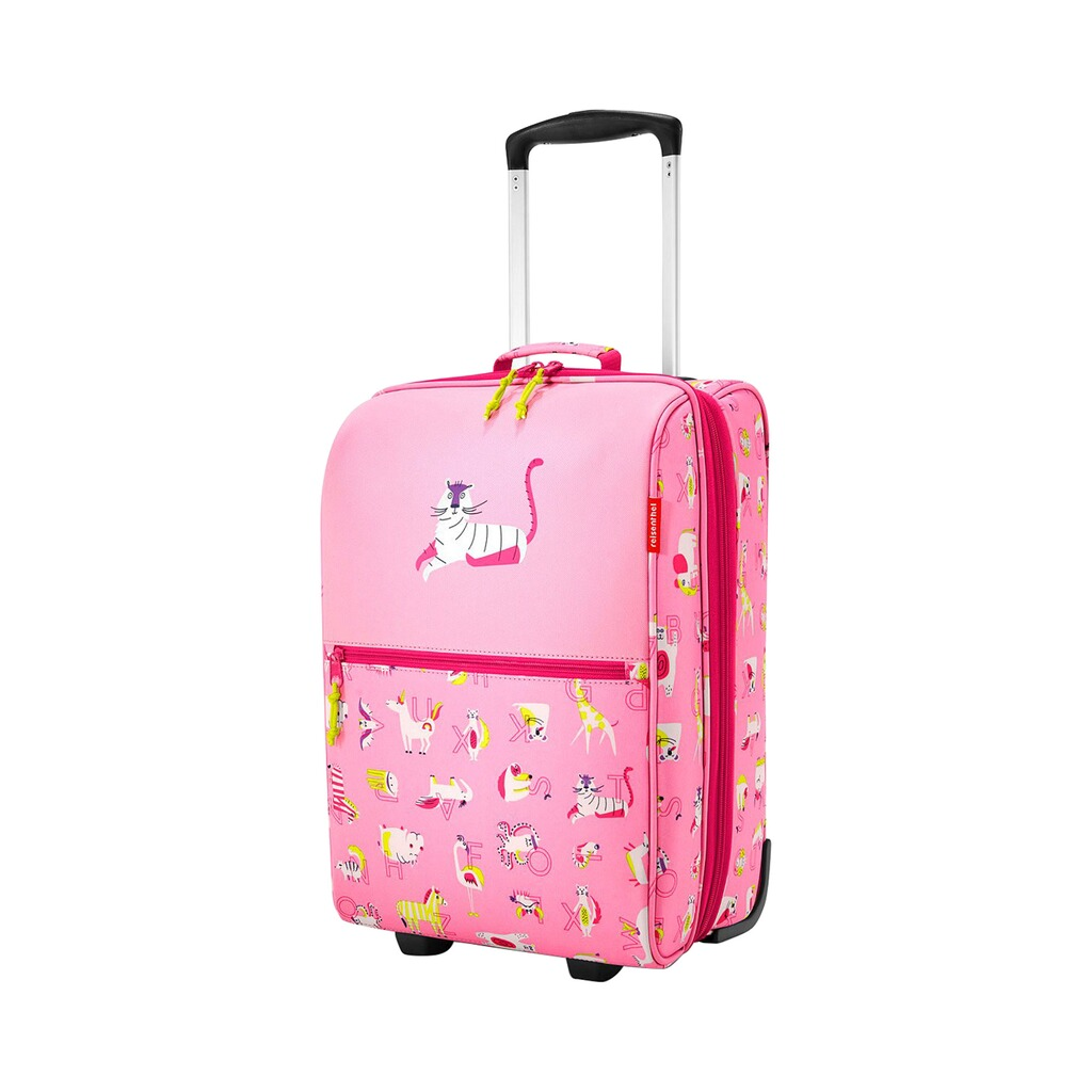 reisenthel  Kindertrolley XS kids  pink abc friends 1