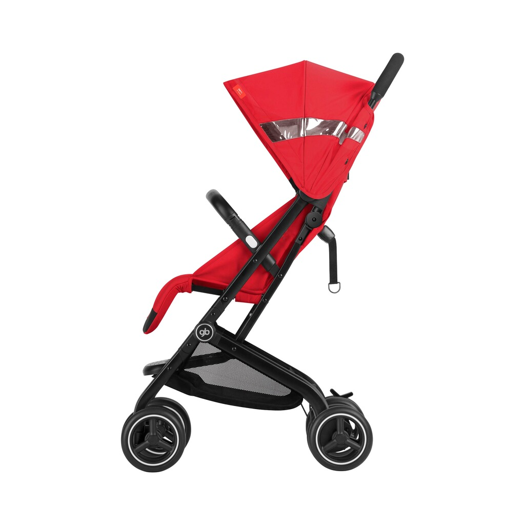 gb  Qbit+ All Terrain Buggy  Rose Red 8