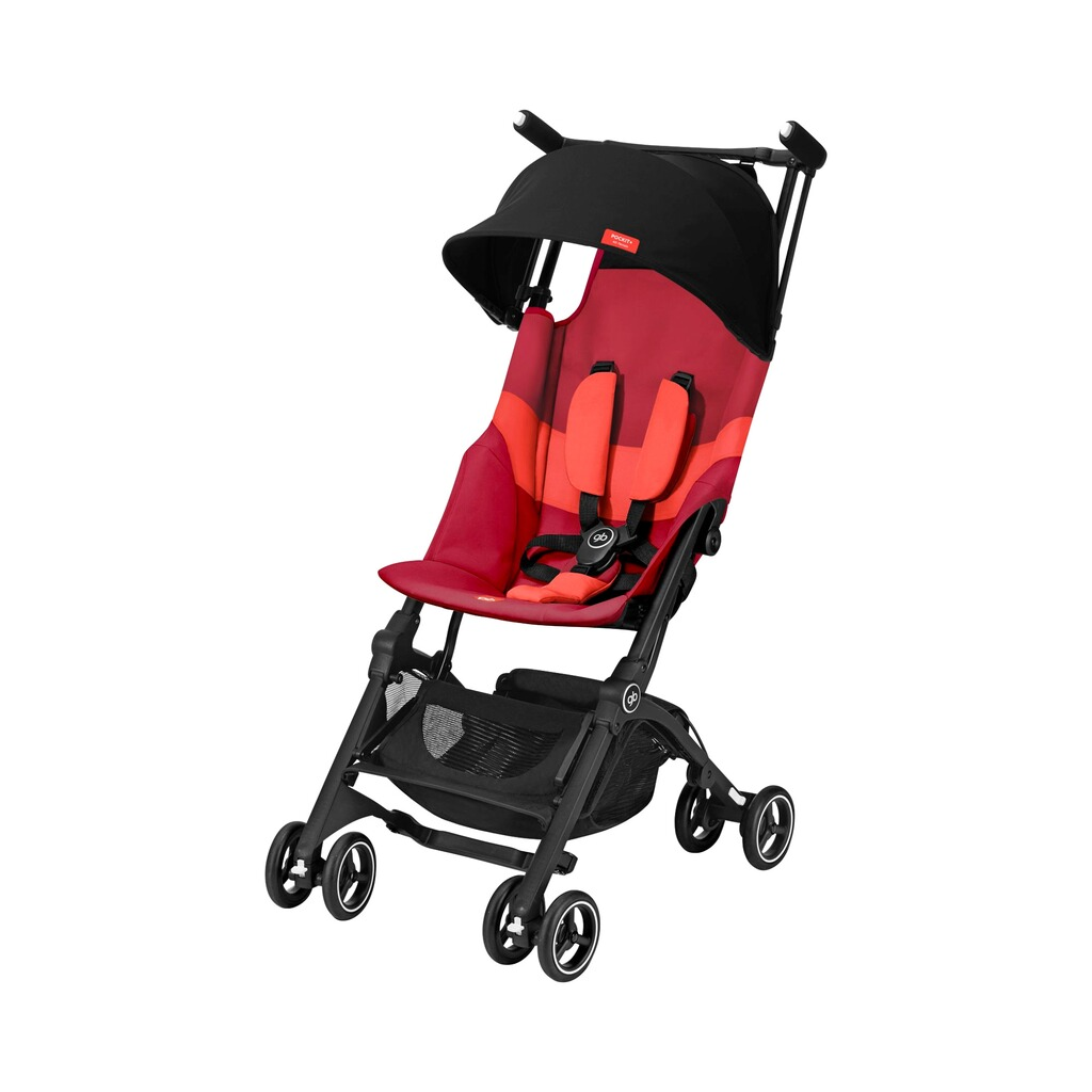 gb  Pockit+ All-Terrain Buggy  Rose Red 1