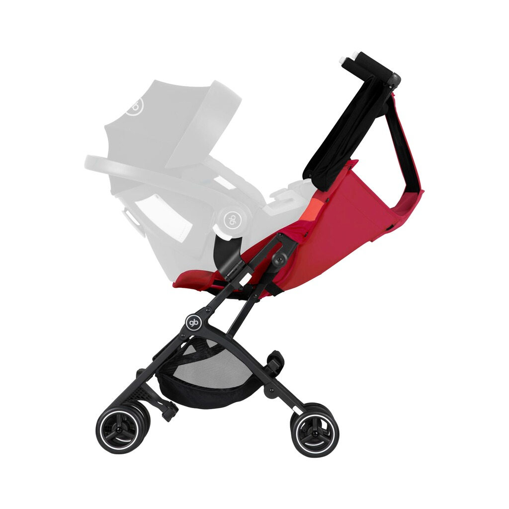 gb  Pockit+ All-Terrain Buggy  Rose Red 7