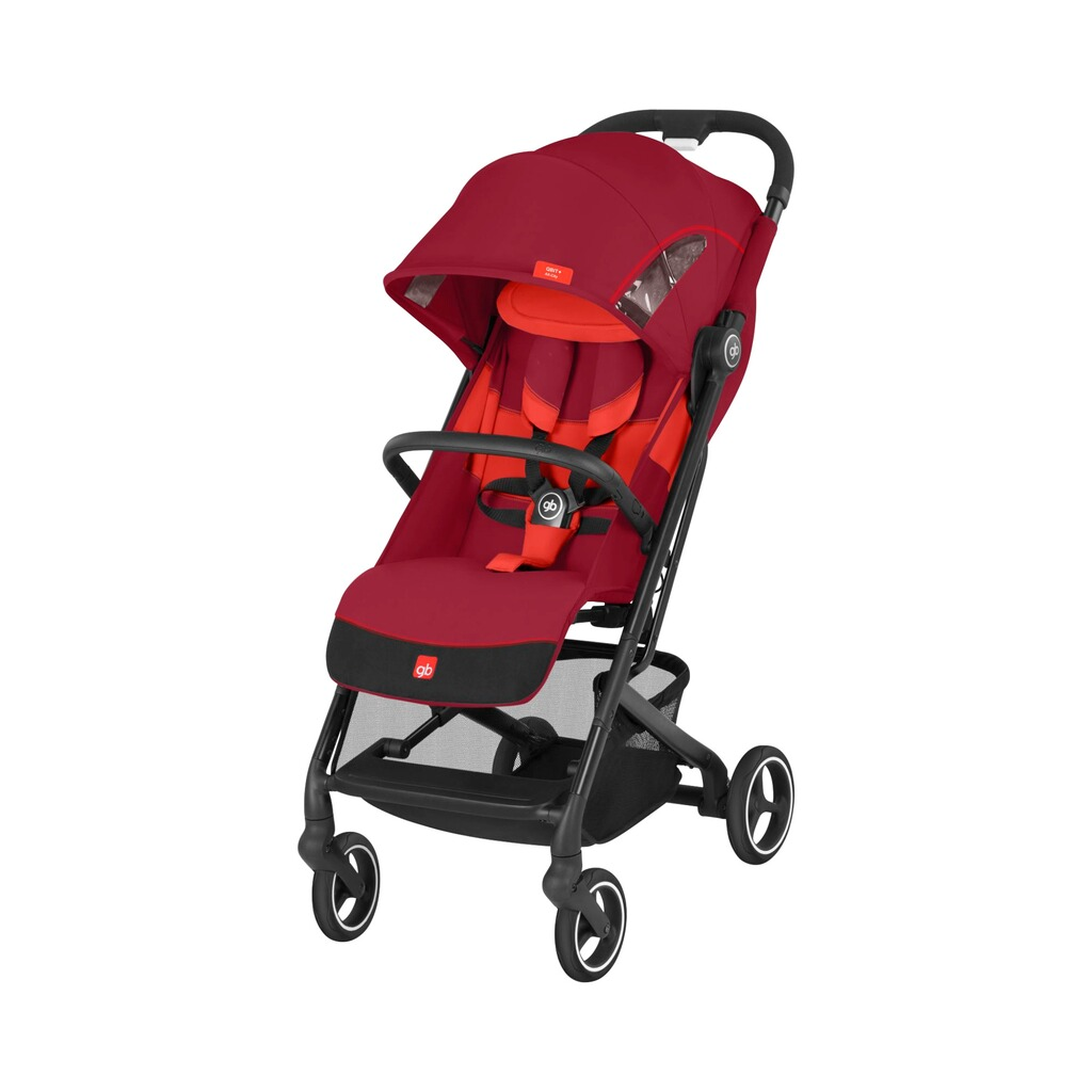 gb  Qbit+ All-City Buggy  Rose Red 1