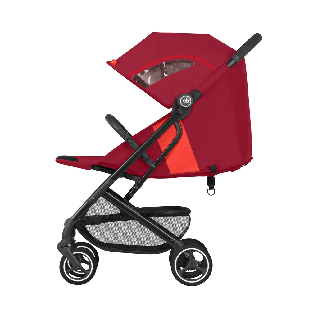 gb  Qbit+ All-City Buggy  Rose Red 8