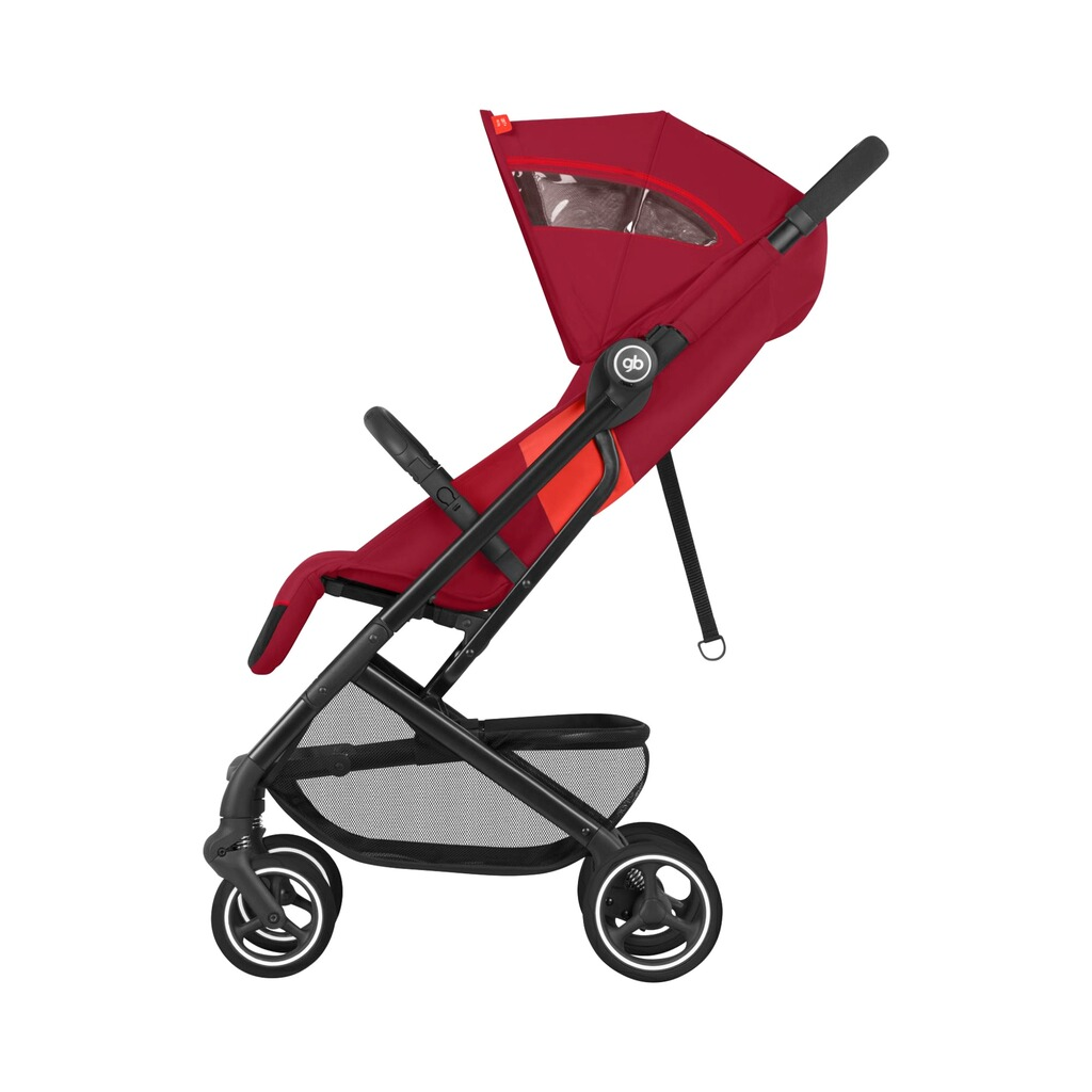 gb  Qbit+ All-City Buggy  Rose Red 9