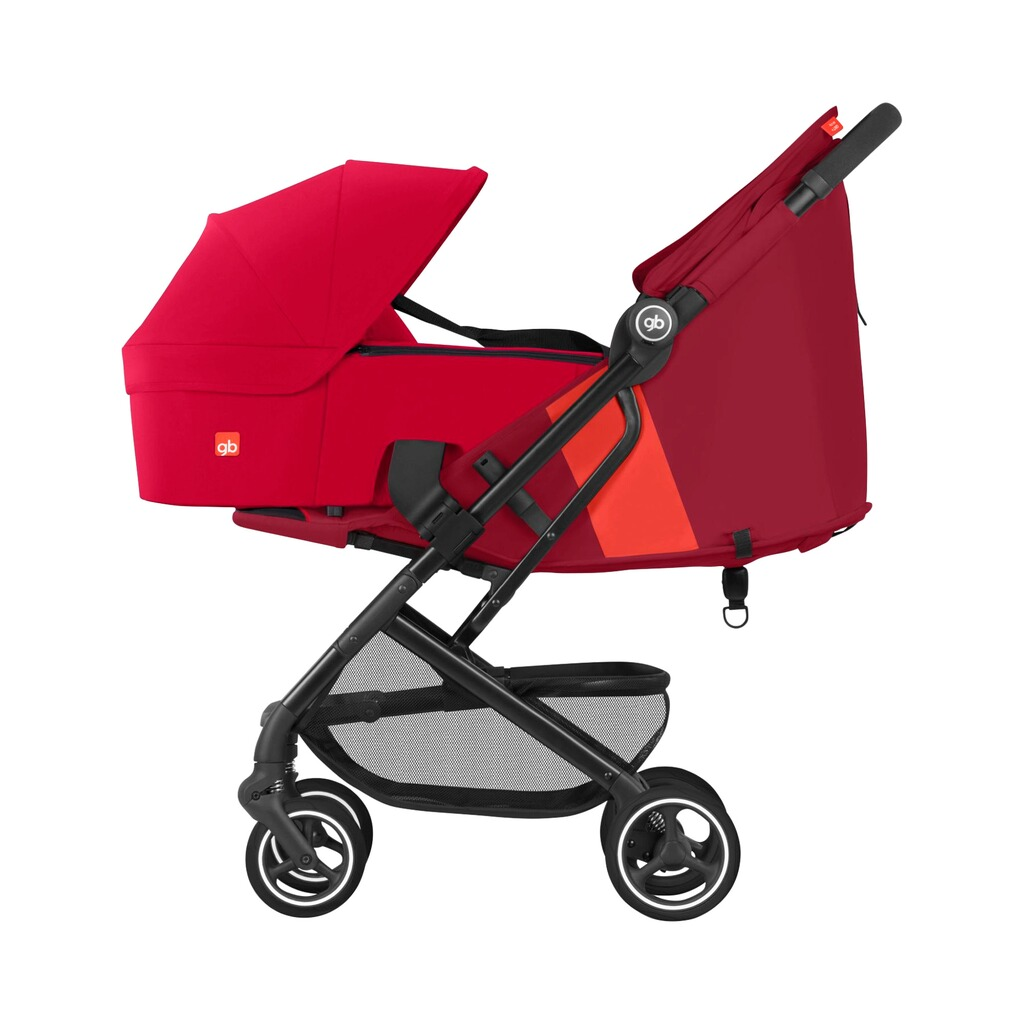 gb  Qbit+ All-City Buggy  Rose Red 10