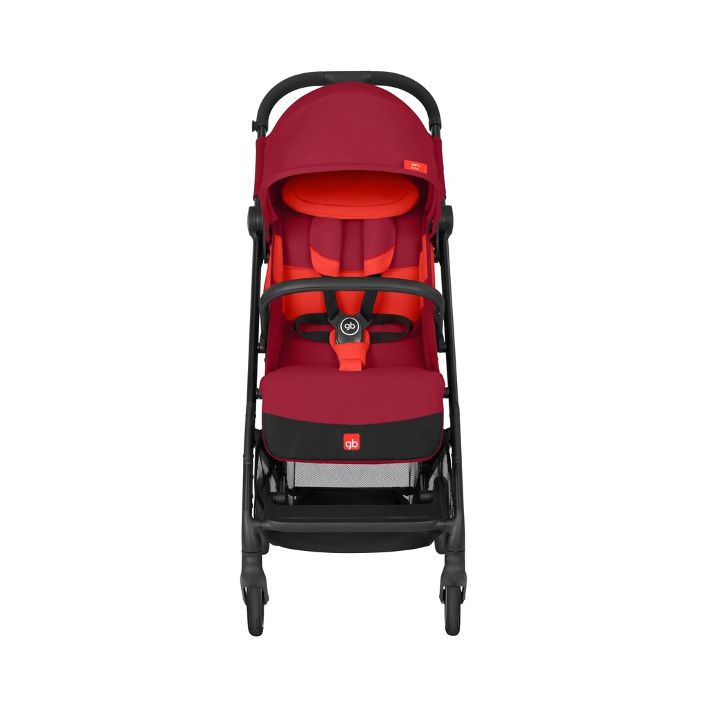 gb  Qbit+ All-City Buggy  Rose Red 11
