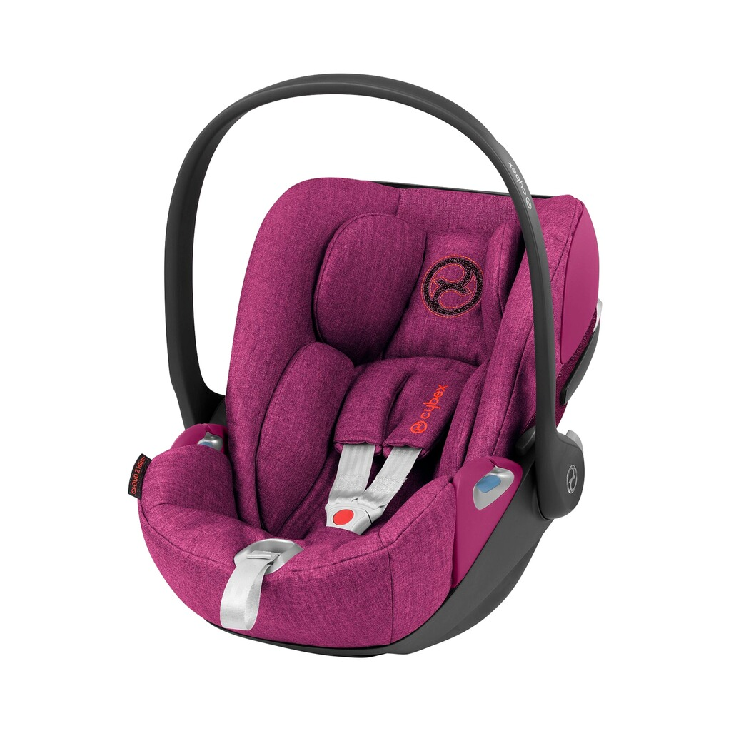 Cybex PLATINUM Cloud Z i-Size Plus Babyschale  Passion Pink 1