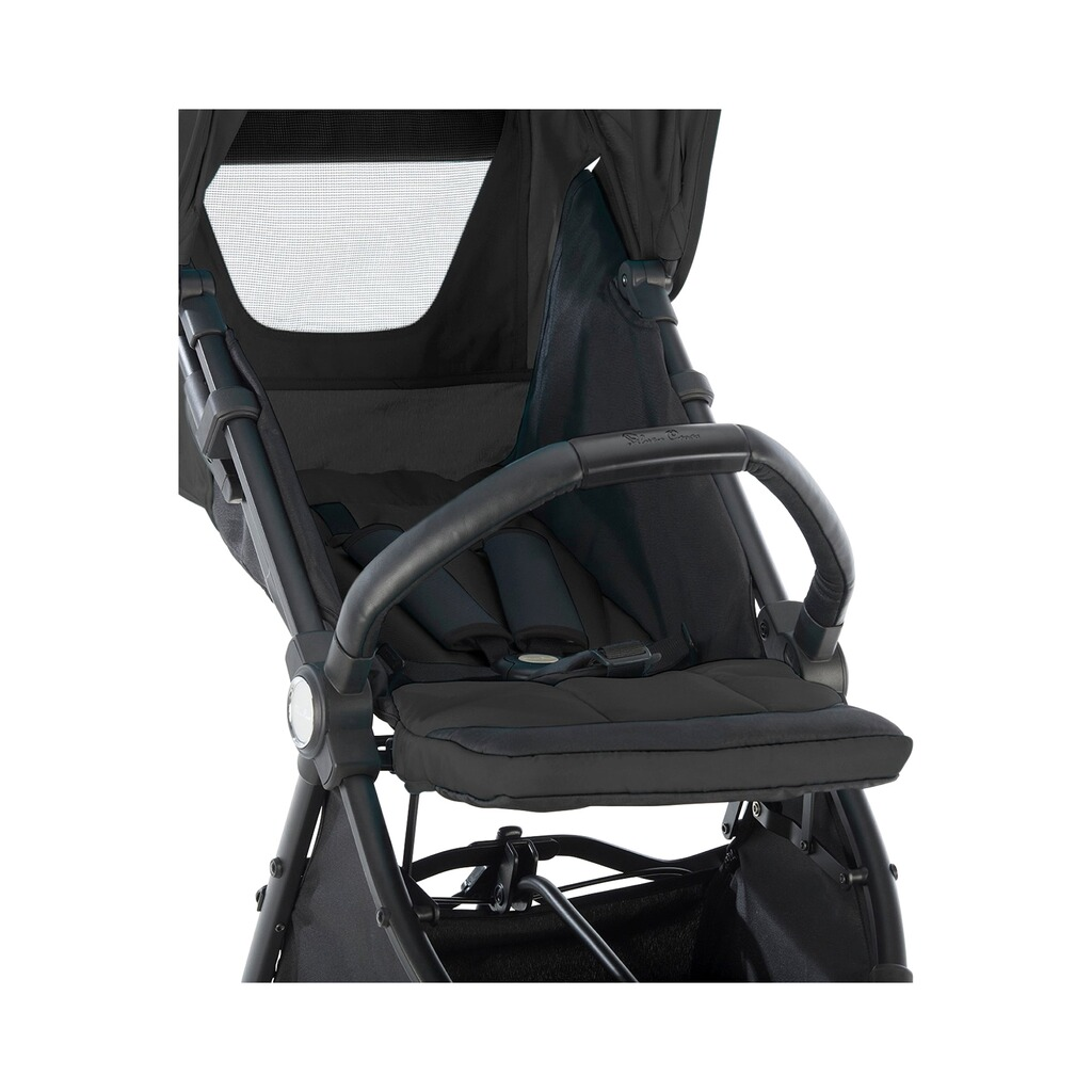 Silver Cross  Jet Buggy  ebony 11