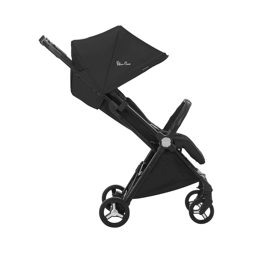 Silver Cross  Jet Buggy  ebony 2