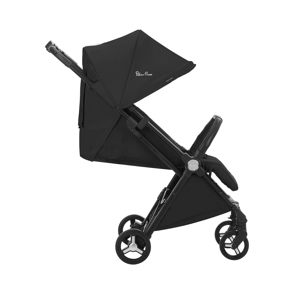 Silver Cross  Jet Buggy  ebony 8