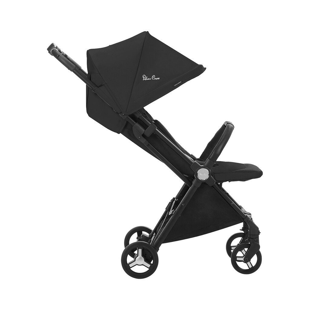 Silver Cross  Jet Buggy  ebony 4