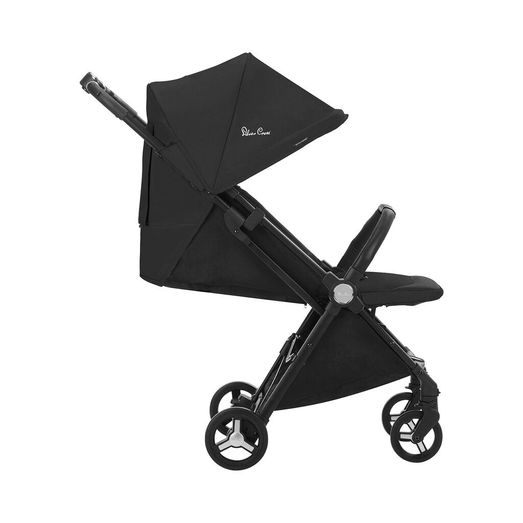 Silver Cross  Jet Buggy  ebony 6